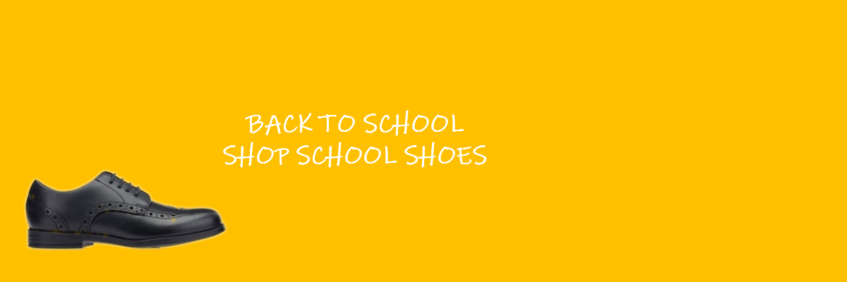 County Shoes Dorchester - Back to School range