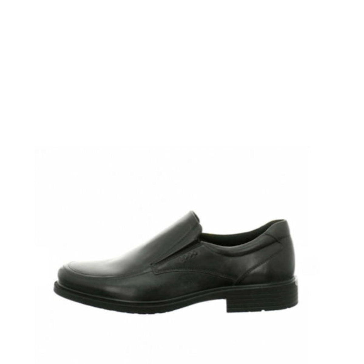 ECCO 610614 - Mens Classic Slip-On Black Inglewood Shoe