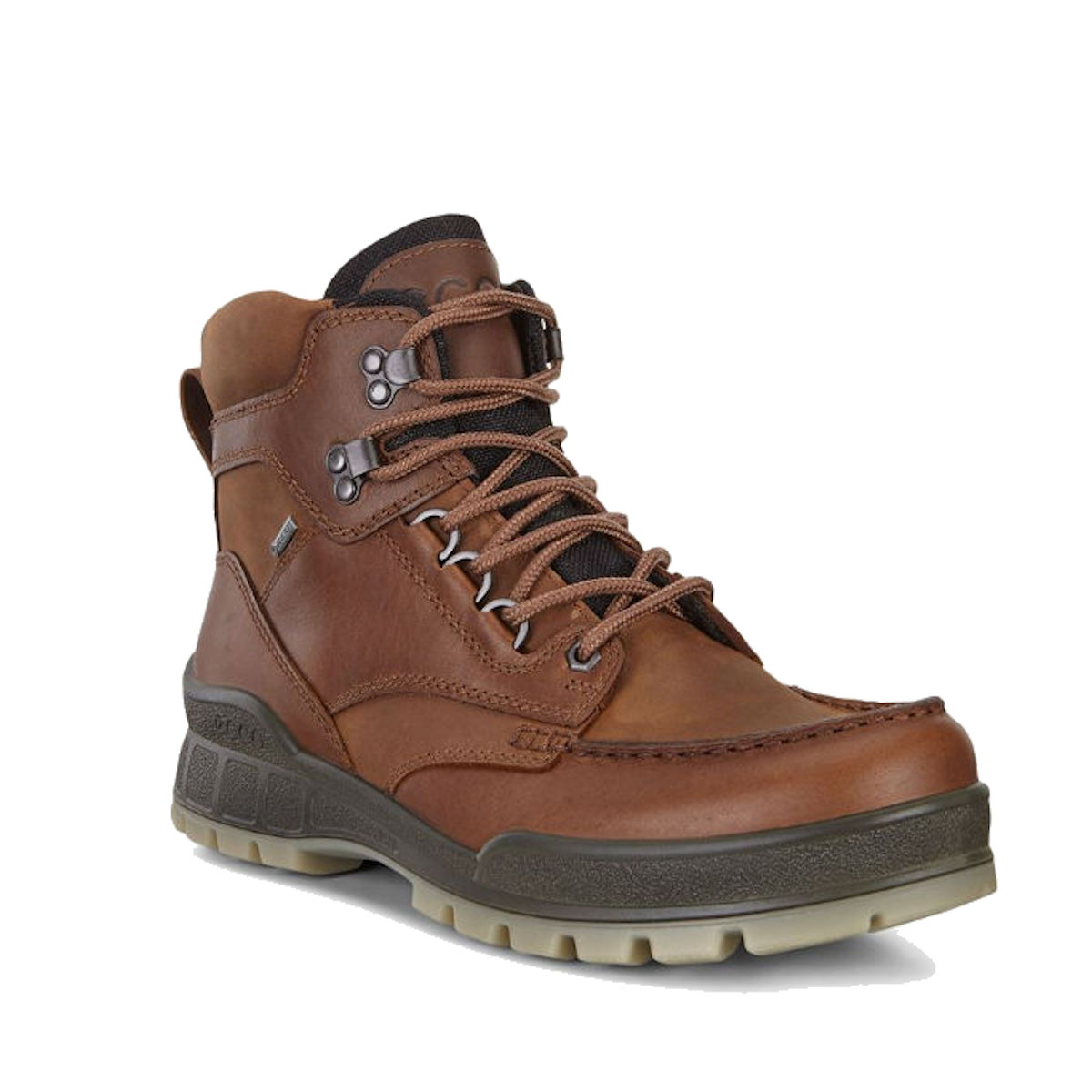 ECCO Track 25 - Mens Gor-Tex Hi Bison Hiking Boot