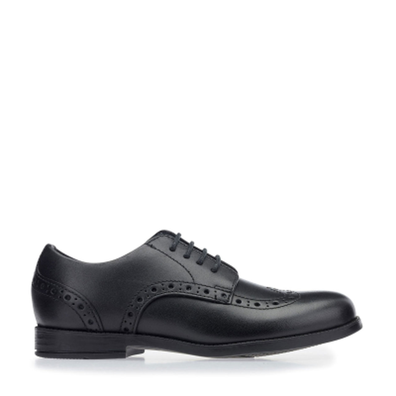 start-rite brogue pri black leather