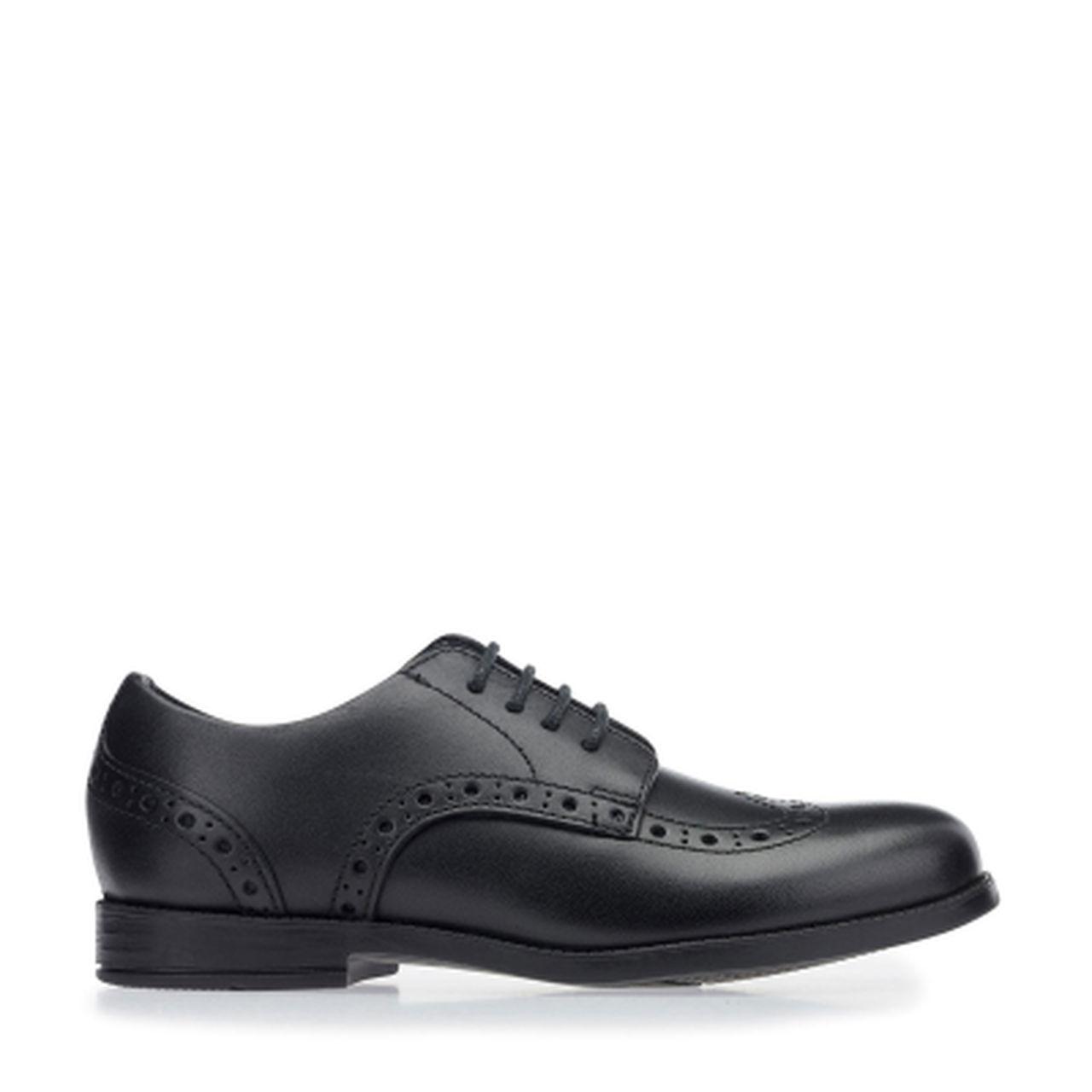 start-rite brogue pri black leather
