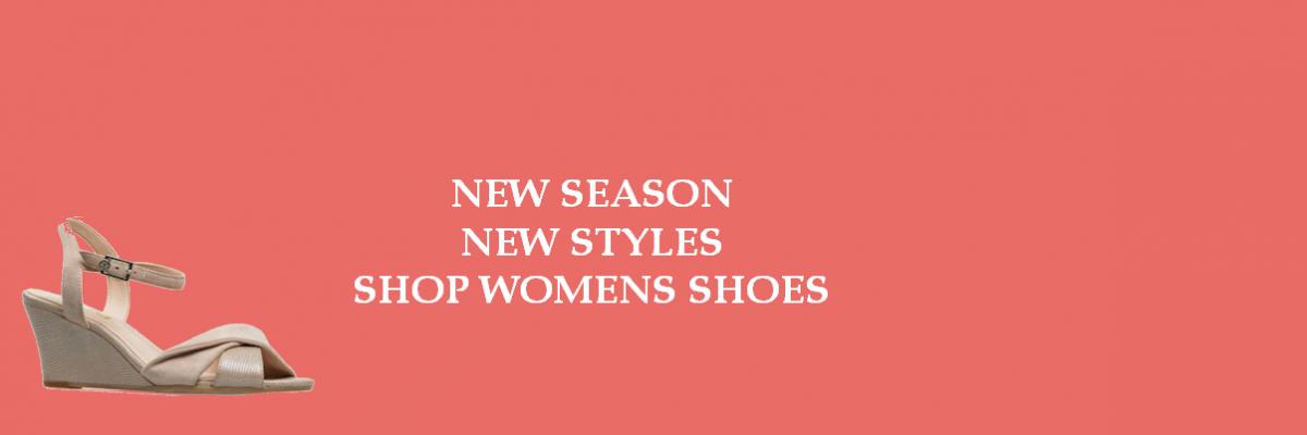 County Shoes Dorchester - womens shoe range