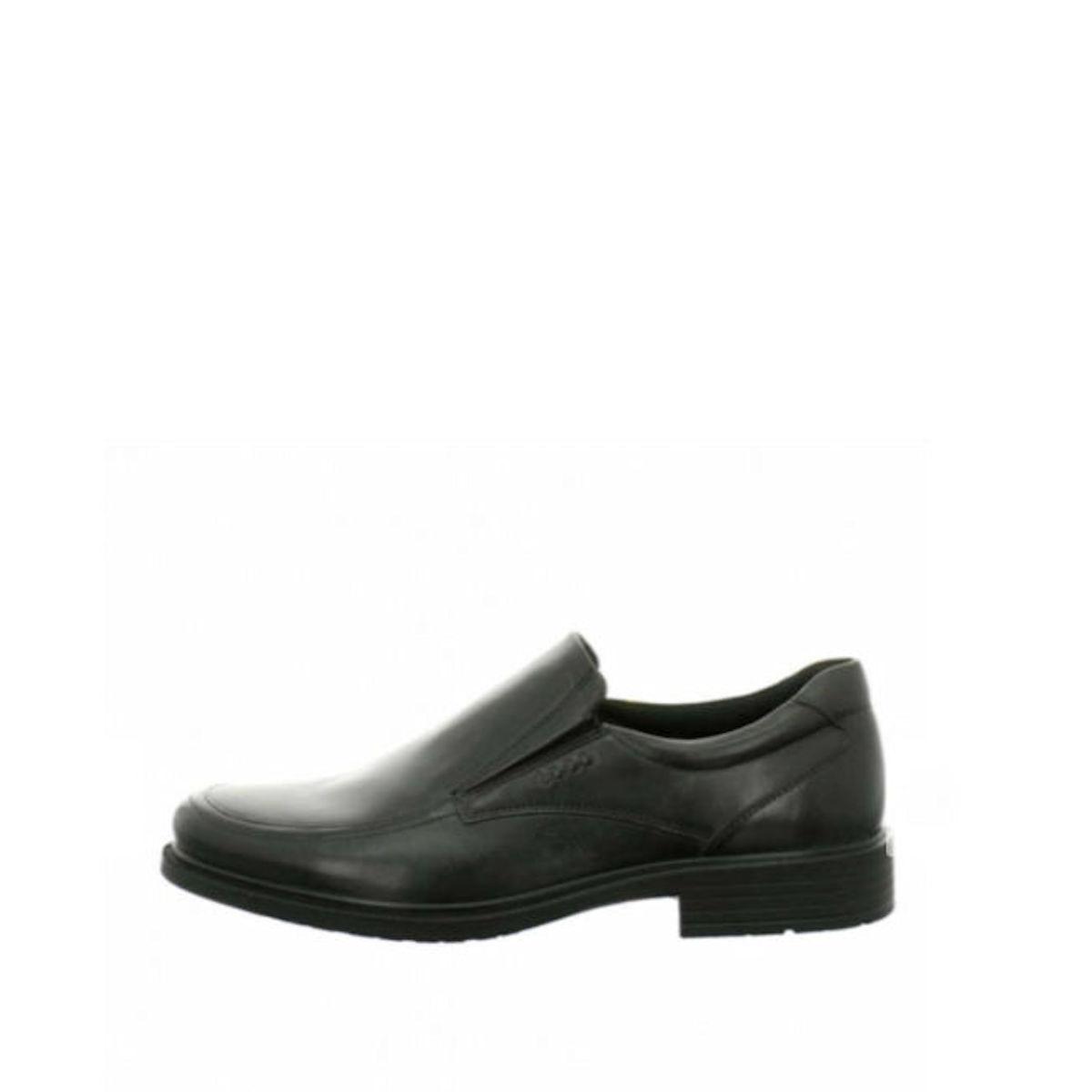 ECCO 610614 - Mens Classic Slip-On Black Inglewood Shoe