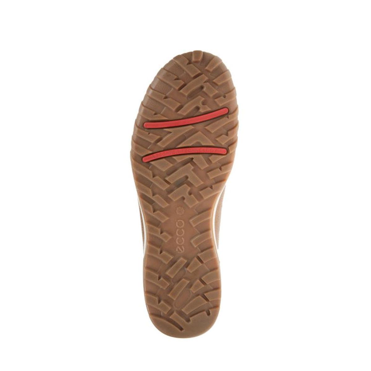 ECCO 830684 58880 Urban Lifestyle Mens Lace Up Birch Dark Clay Shoe