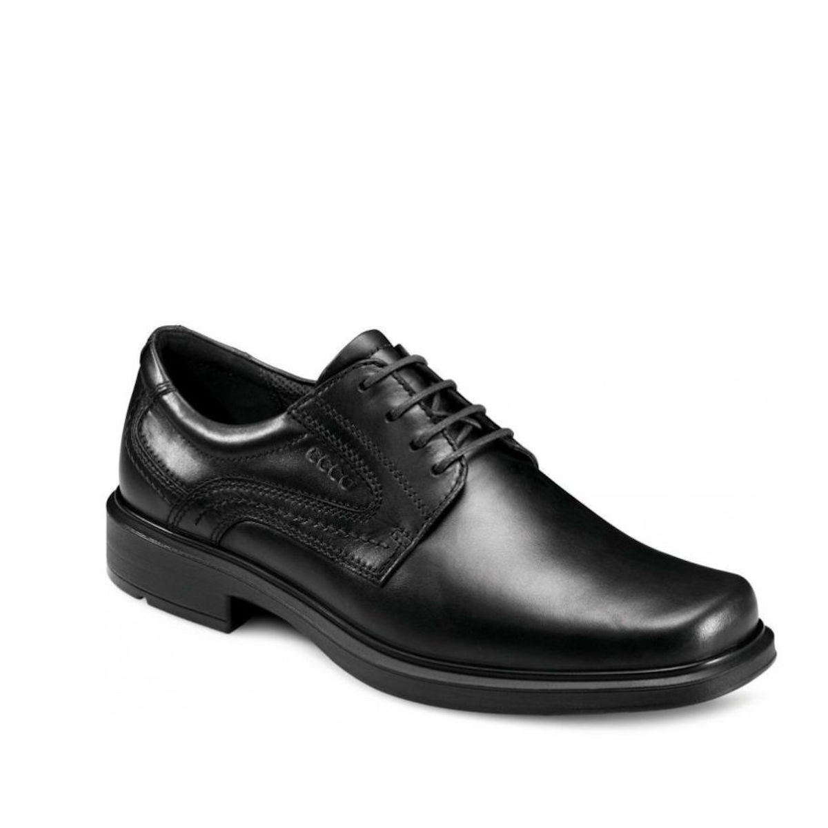 ECCO Helsinki 5014400101 - Mens Lace Up Black Formal Shoe