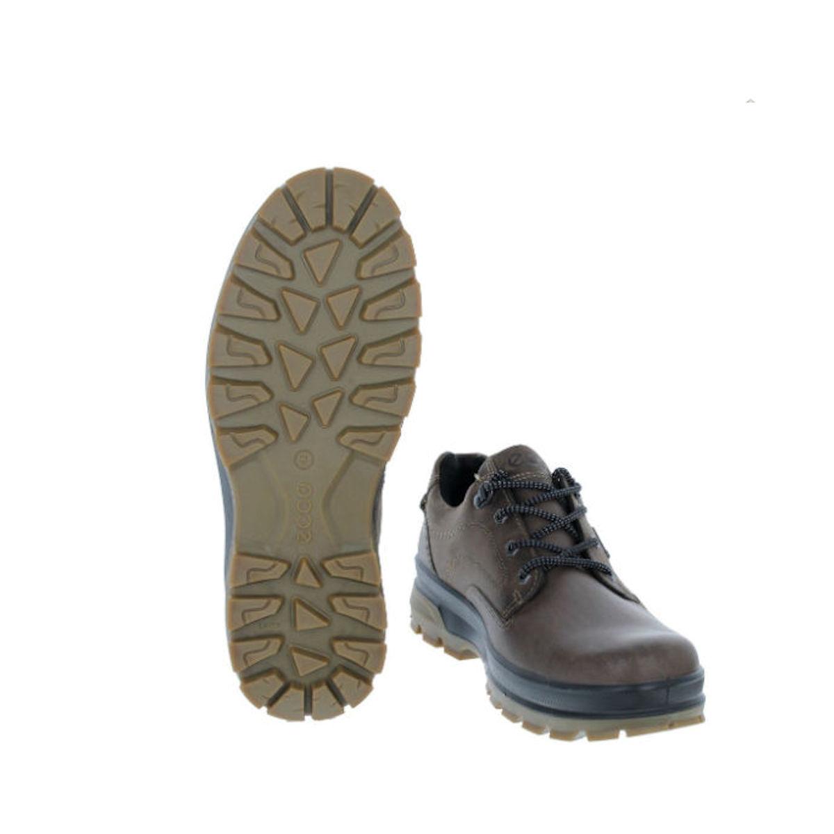 Ecco 838034 Rugged Track Gore-Tex Dark Clay Walking Shoes