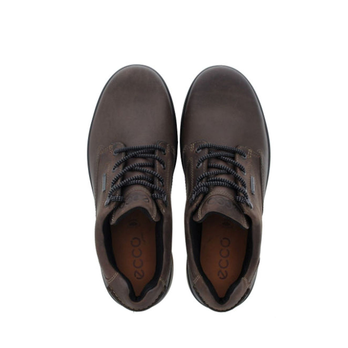 Ecco 838034 Rugged Track Gore-Tex Brown Walking Shoes