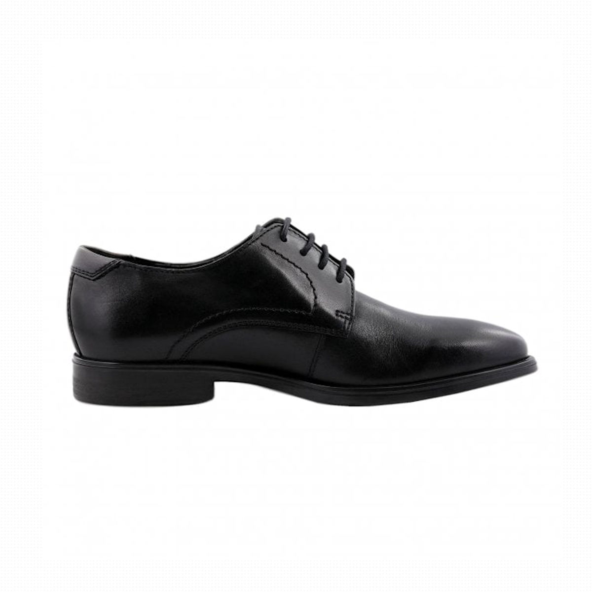 ECCO Melborne Mens Black Formal Shoe
