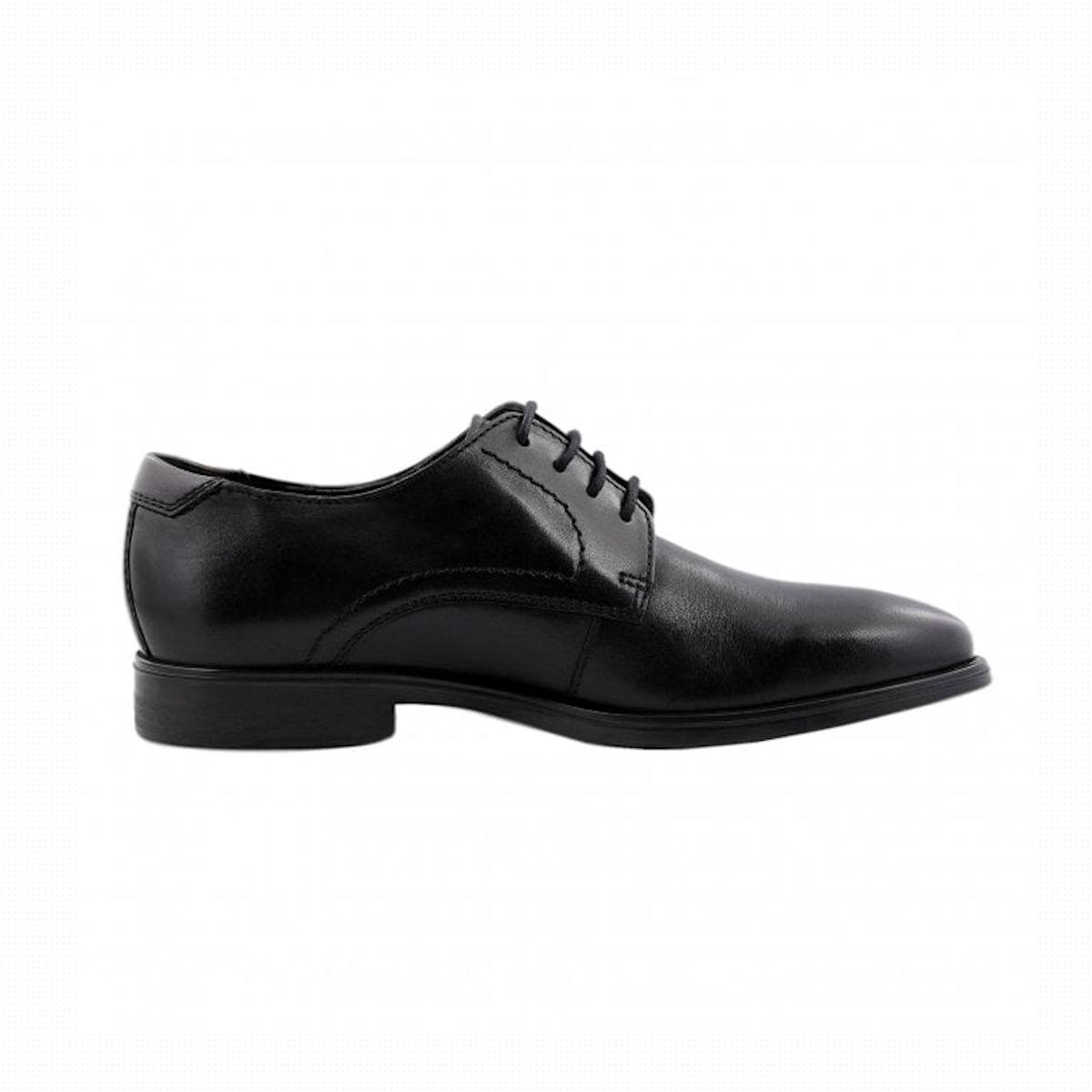 ECCO Melborne Mens Black Formal Shoe