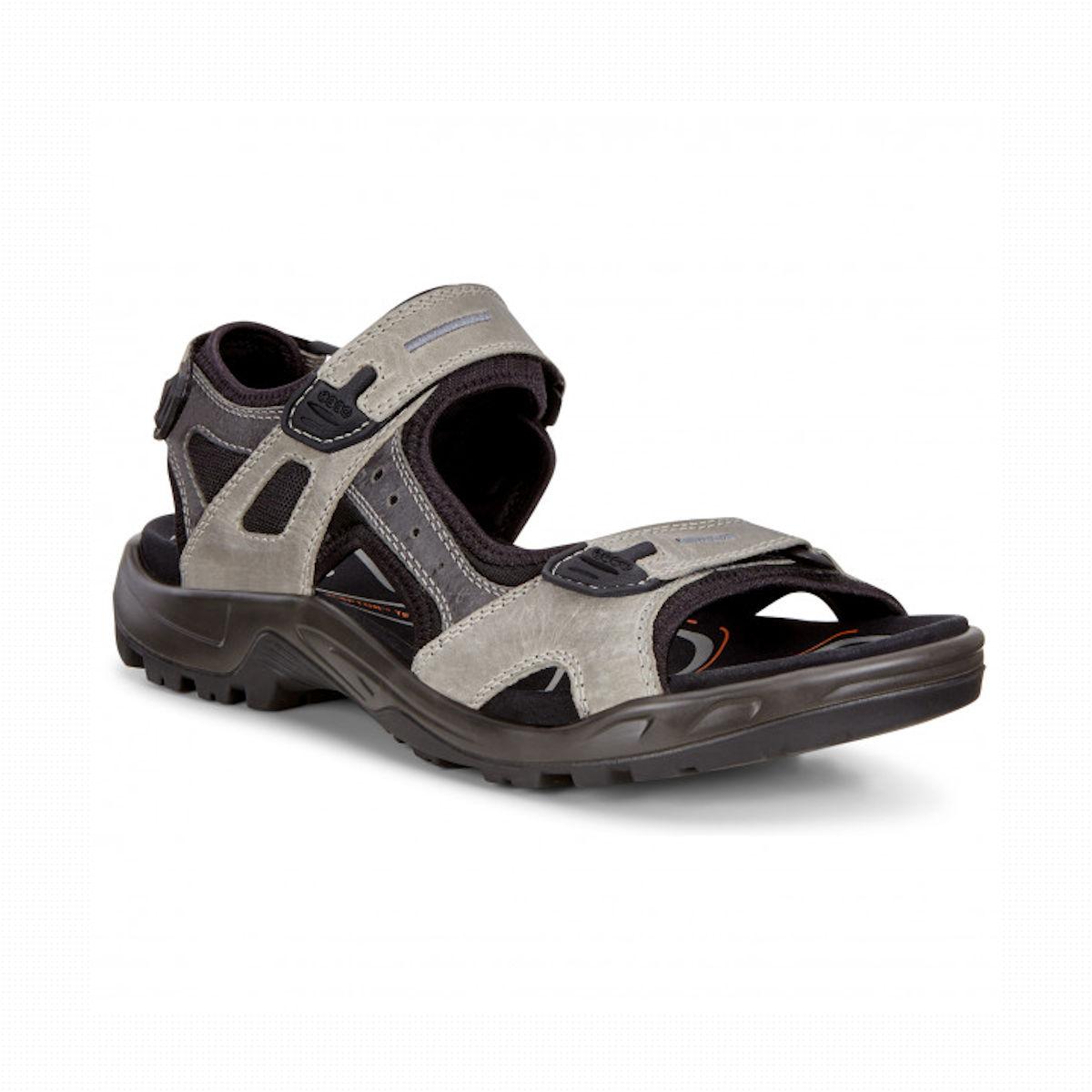 ECCO Offroad Grey Mens Sandal