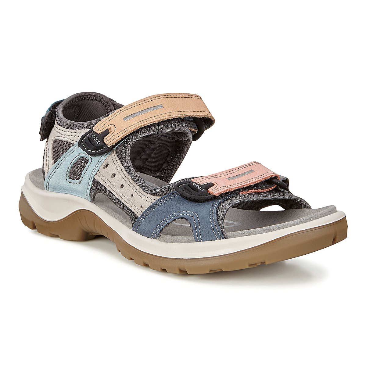 ECCO Offroad Multicoloured Sandals for women