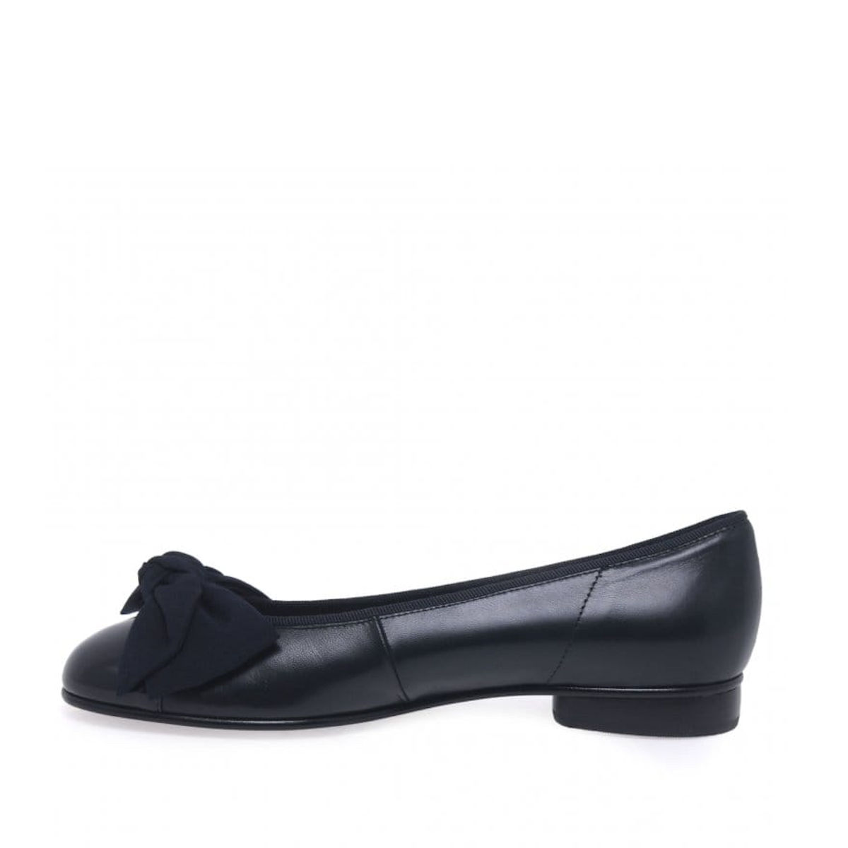 Gabor Amy Navy Blue Ballet Pump