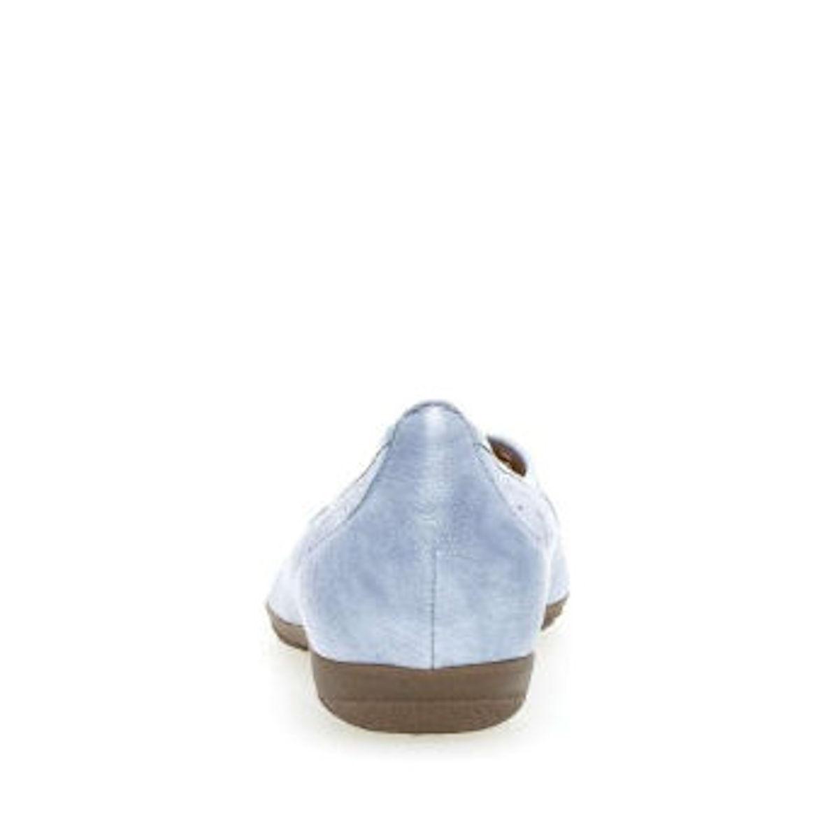 Gabor Ruffle - Womens Punched Detail Aqua Casual Shoes