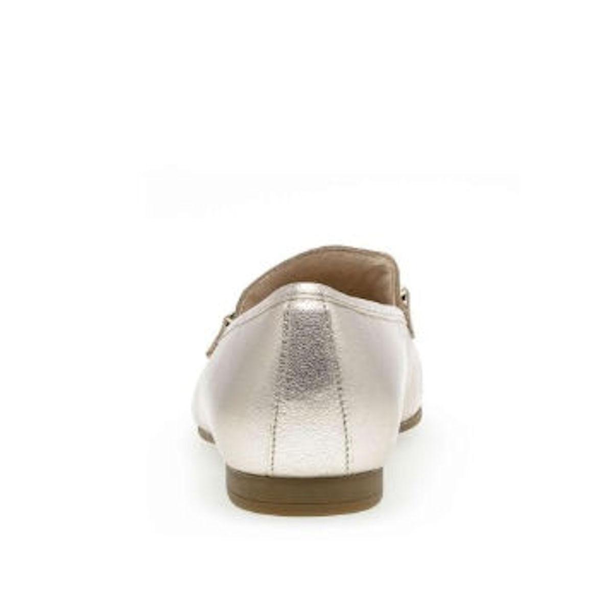 Gabor Serin 24.210.60 rose gold women's loafer