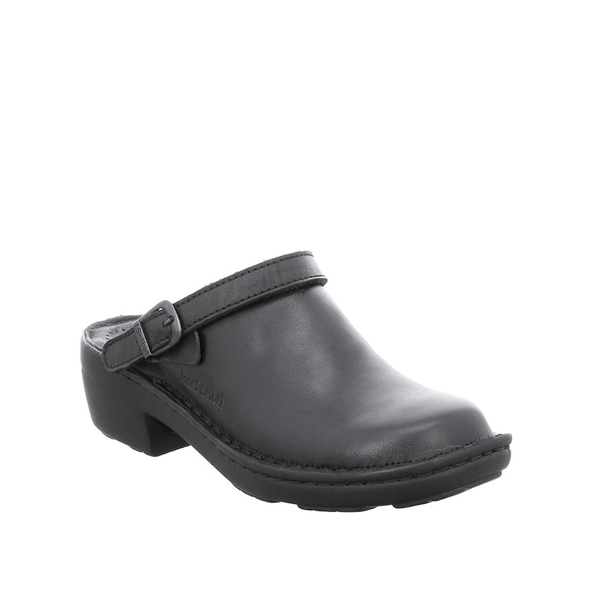 Josef Seibel Betsy Black Slip on Mule