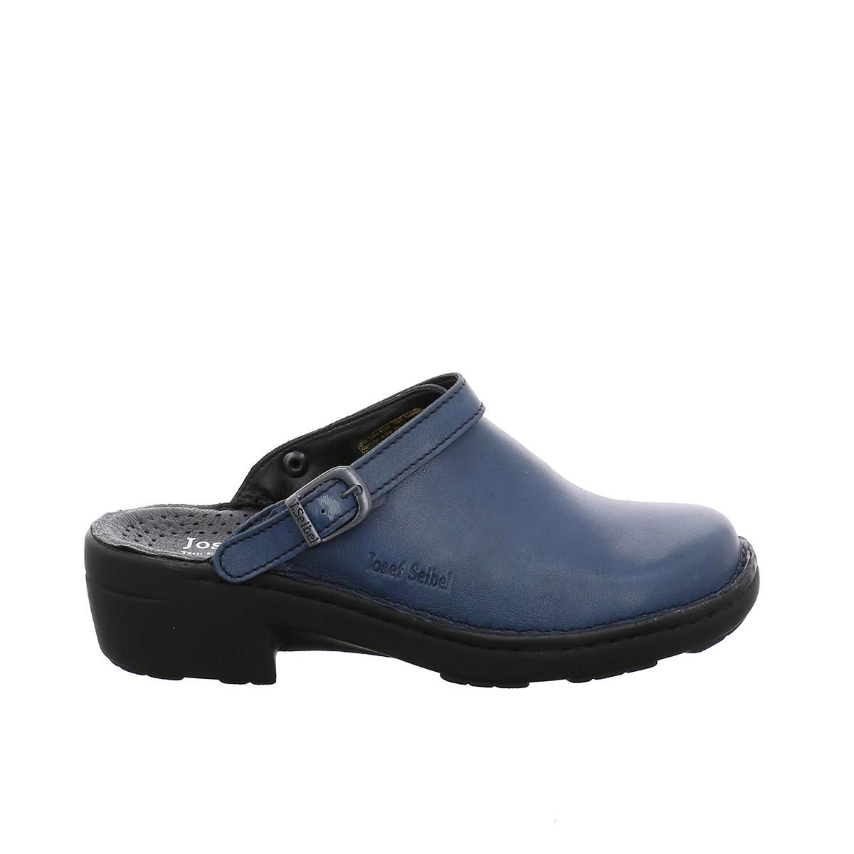 Josef Seibel Betsy Blue Abisso Slip on Mule