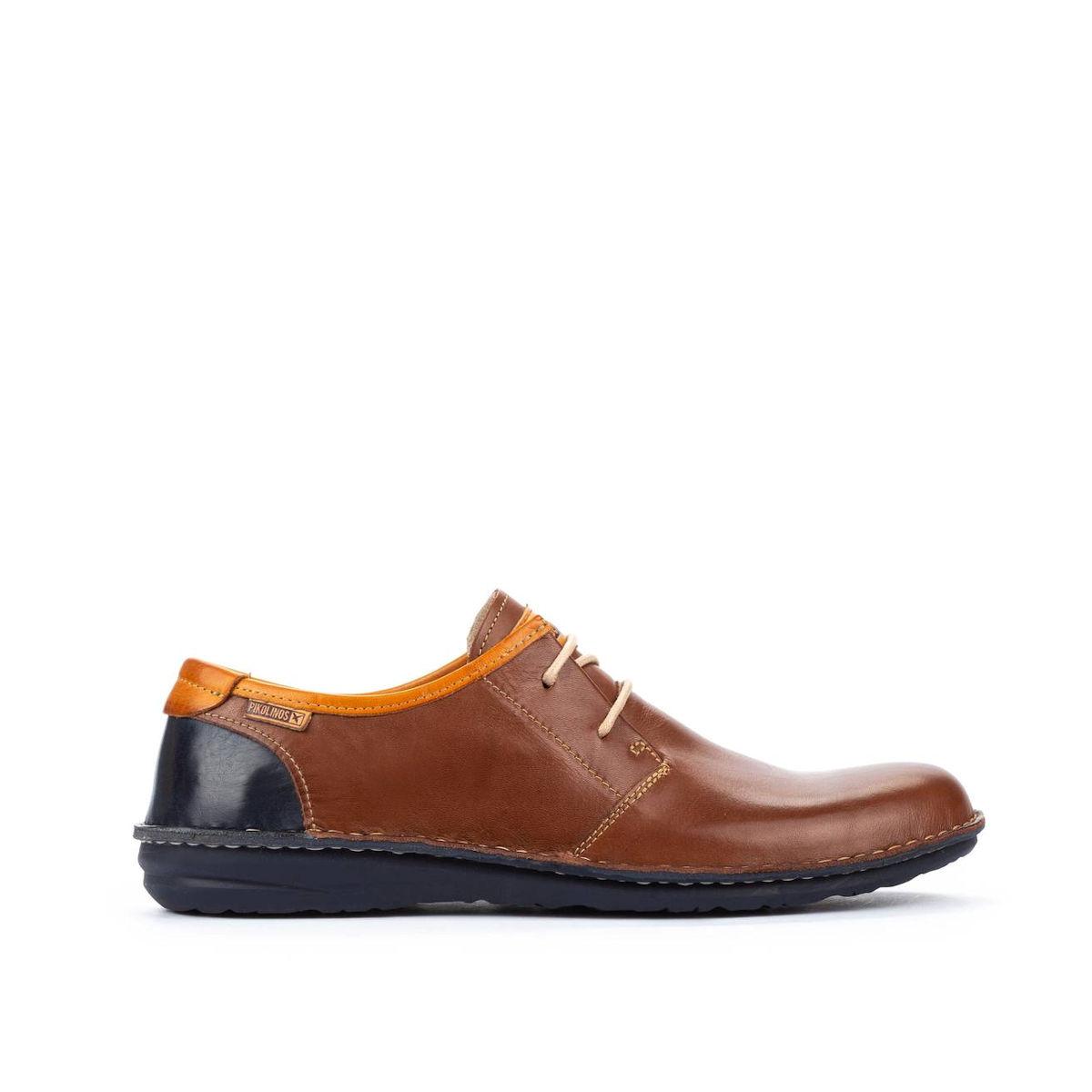 Pikolinos M8M-4298 - Mens Cuero Blucher Shoe
